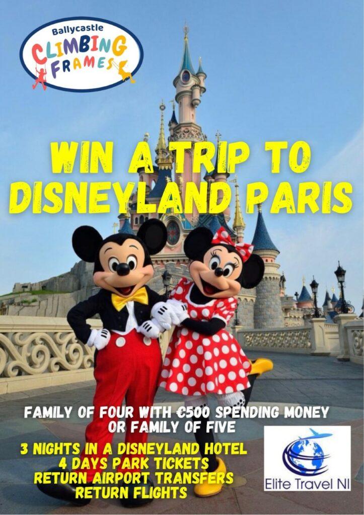 Disneyland Giveaway
