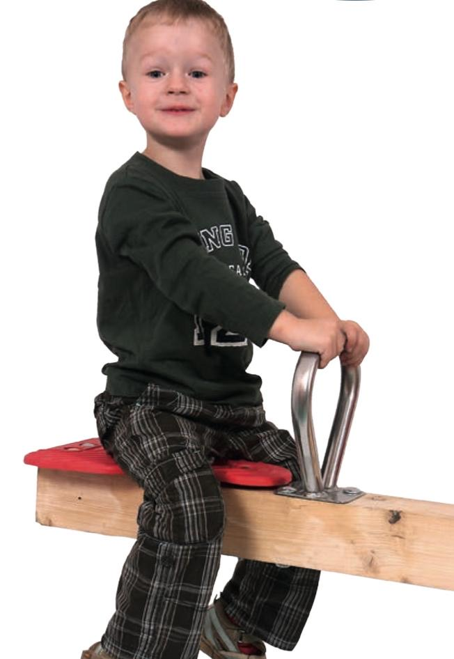 commercial seesaw